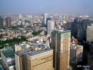 15「ザ・パークタワー東京サウス」外観(写真右)