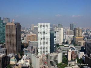 21「虎ノ門タワーズレジデンス」外観