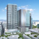 中野二丁目地区市街地再開発事業イメージパース